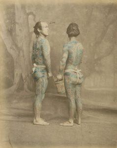 1870年に撮影された写真