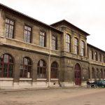 フラゴナール博物館の外観