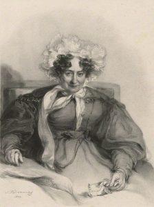 サブリナ75歳時の肖像